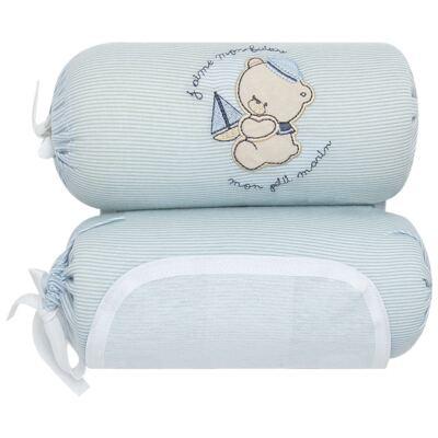 Imagem 2 do produto Segura nenê em malha Blue Captain - Classic for Baby