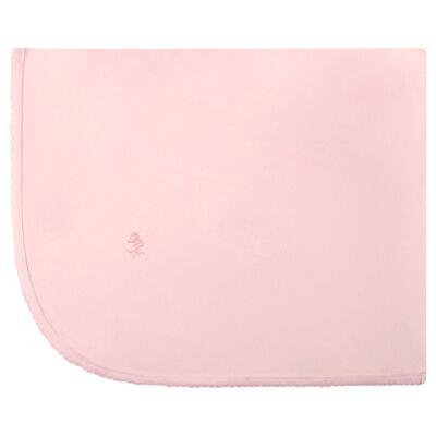 Imagem 1 do produto Manta em Pima Cotton Supreme Rosa - Mini & Kids