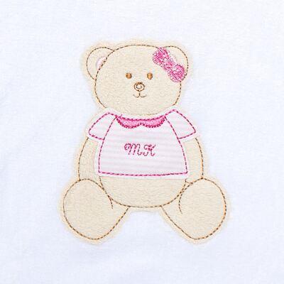 Imagem 2 do produto Babador para bebe atoalhado Kedy Bear - Classic for Baby