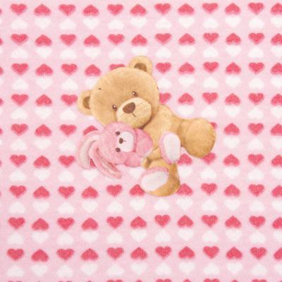 Imagem 3 do produto Manta para bebe em algodão egípcio c/ jato de cerâmica e filtro solar fps 50 Maternité Love - Mini & Kids