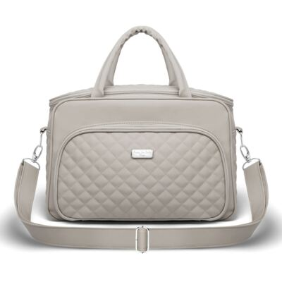 Bolsa Viena Silver Cinza - Classic for Baby Bags
