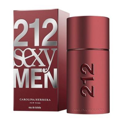 Imagem 1 do produto 212 Sexy Men De Carolina Herrera Eau De Toilette Masculino - 50 ml