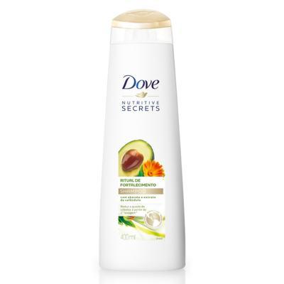 Imagem 2 do produto Kit Dove Ritual de Fortalecimento Shampoo + Condicionador 400ml