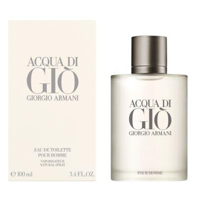 Imagem 2 do produto Acqua Di Giò Homme Giorgio Armani - Perfume Masculino - Eau de Toilette - 100ml