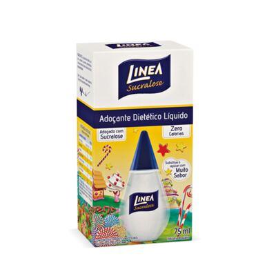 Imagem 1 do produto Adoçante Linea Gotas 75ml