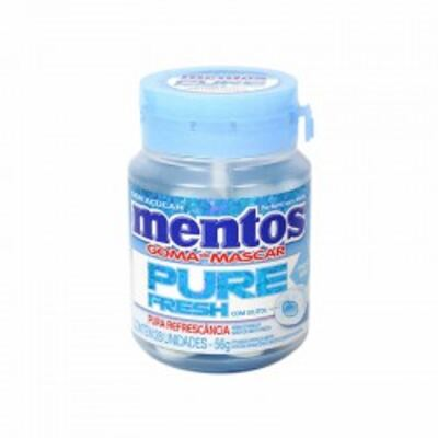 Imagem 1 do produto Mentos Pure Fresh Fresh Mint 56g