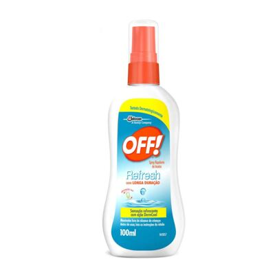 Repelente Off Family Fresh Spray 100ml