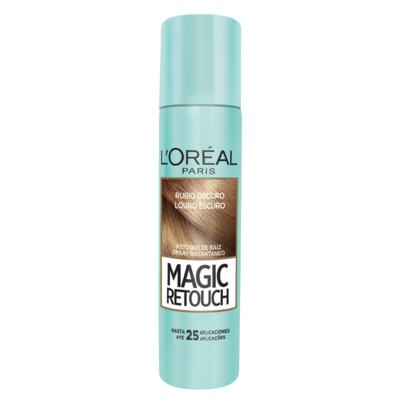 Imagem 1 do produto Corretivo  Instantâneo L'Oréal Paris - Magic Retouch - Louro escuro