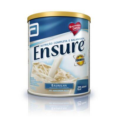 Imagem 1 do produto Complemento Alimentar Ensure Baunilha 400g