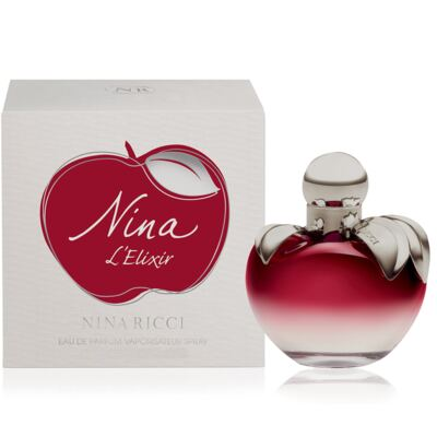 Imagem 1 do produto Nina L'Elixir By Nina Ricci Eau De Parfum Feminino - 50 ml