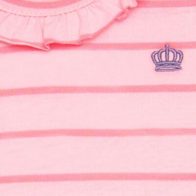 Imagem 2 do produto Vestido em malha Soft Pink - Baby Classic