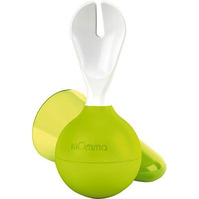 Imagem 1 do produto Garfo para alimentação Verde (6m+) - mOmma