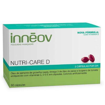Imagem 1 do produto Innéov Nutri-Care 60 cápsulas