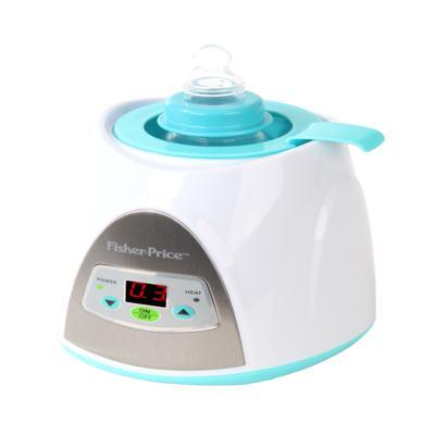 Imagem 1 do produto Aquecedor Digital de Mamadeira 110V Fisher Price- BB302 -