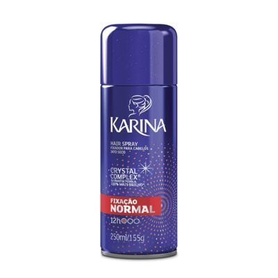 Fixador para Cabelos Karina Spray 250ml