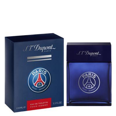 Imagem 2 do produto Paris Saint Germain Pour Homme S.T. Dupont - Perfume Masculino - Eau de Toilette - 100ml