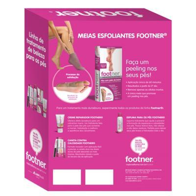 Imagem 2 do produto Kit Creme Reparador + Espuma para os Pés Footner - Kit