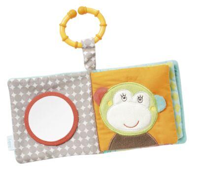 Imagem 2 do produto Baby Fehn - Livro de Pelúcia Safari - BR322