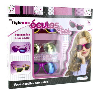 Imagem 1 do produto My Style Óculos de Sol - BR013