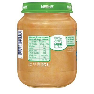 Imagem 3 do produto Papinha Nestlé Macarrão Carne e Legumes 170g