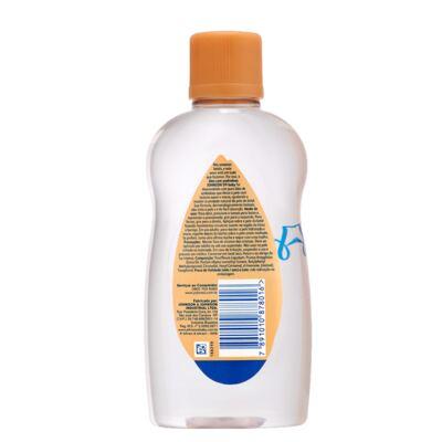 Imagem 3 do produto óleo Johnson's Baby Amêndoas 200ml