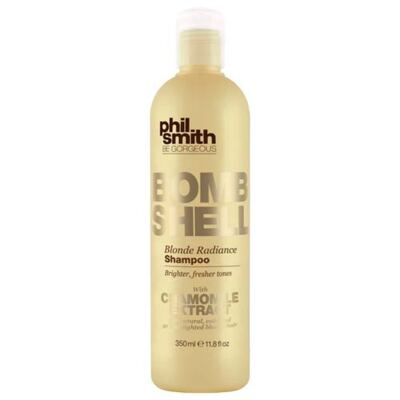 Shampoo Phil Smith Bom Shell Blonde Radiance 350ml