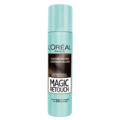 Imagem 1 do produto Corretivo  Instantâneo L'Oréal Paris - Magic Retouch - Castanho Escuro