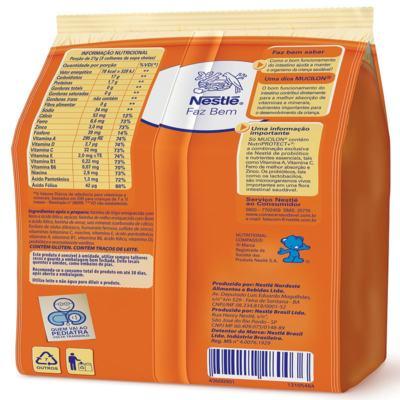 Imagem 2 do produto Cereal Infantil Nestlé Mucilon Multicereais 230g