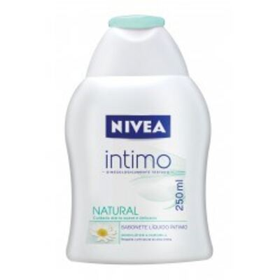 Sabonete Íntimo Nivea Natural 250ml