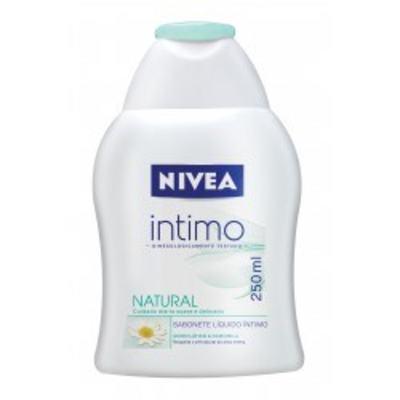 Imagem 1 do produto Sabonete Íntimo Nivea Natural 250ml
