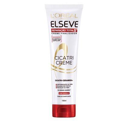 Imagem 3 do produto Kit Cicatri-Creme + Escova The Original Tangle Teezer L'Oréal Paris Elseve Reparação Total 5+ - Kit
