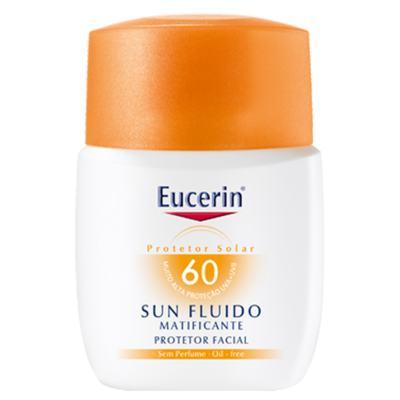 Sun Fluido Matificante FPS 60 Eucerin - Protetor Solar - 50ml