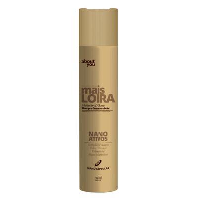 Imagem 3 do produto Kit Shampoo + Protetor Térmico + Máscara About You Mais Loira - Kit
