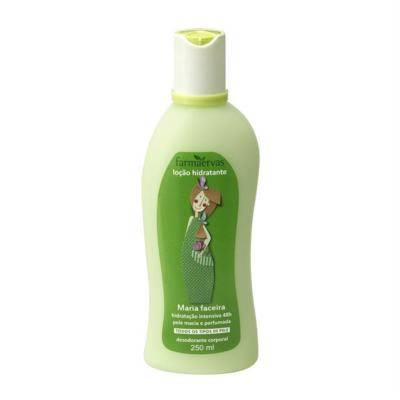 Imagem 1 do produto Farmaervas Loção Hidratante Maria Faceira 250ml