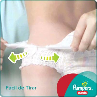 Imagem 3 do produto Fralda Descartável Pampers Pants Mega XG 30 Unidades