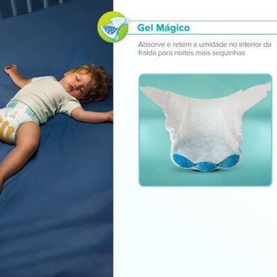 Imagem 4 do produto Fralda Pampers Confort Sec Tamanho RN - 20 unidades