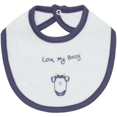 Babador atoalhado Clothes Boy - Classic for Baby