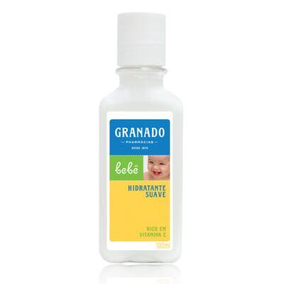 Imagem 6 do produto Necessaire Farmacinha Corações Matelassê Rosa + Kit Granado Bebê - Classic For Baby Bags & Granado