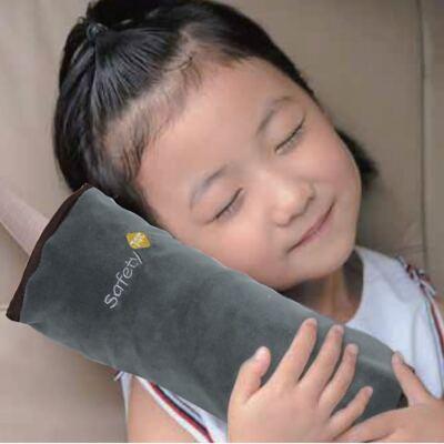 Imagem 2 do produto Protetor de Cinto Acolchoado Cinza - Safety 1st