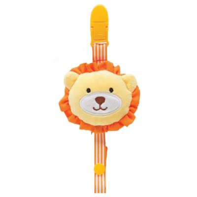 Imagem 1 do produto Prendedor de Chupeta Safari Leãozinho (3m+) - Buba