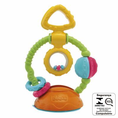 Imagem 2 do produto Chocalho Touch & Spin (6m+) - Chicco