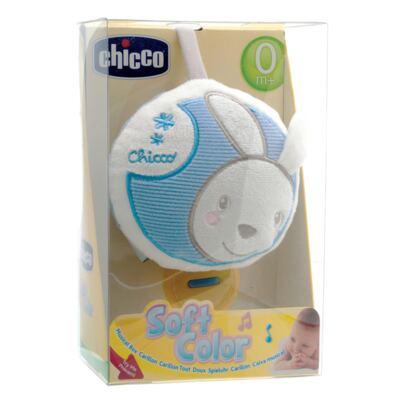 Imagem 2 do produto Caixa Musical Soft Color Blue Rabbit - Chicco