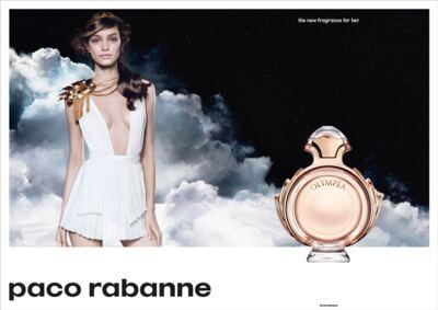 Imagem 3 do produto Olympéa Paco Rabanne - Perfume Feminino - Eau de Parfum - 30ml