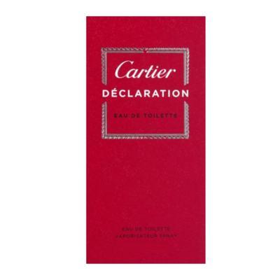 Imagem 2 do produto Déclaration Cartier - Perfume Masculino - Eau de Toilette - 50ml