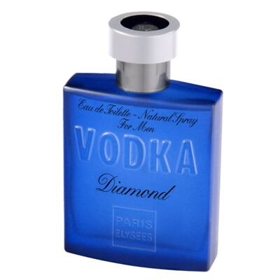 Imagem 1 do produto Vodka Diamond Paris Elysees - Perfume Masculino - Eau de Toilette - 100ml