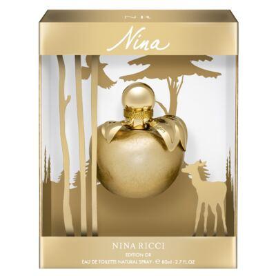 Nina Edição Colecionador Nina Ricci - Perfume Feminino - Eau de Toilette - 80ml