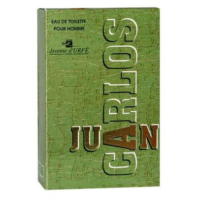 Imagem 2 do produto Juan Carlos Jeanne D'urfé - Perfume Masculino - Eau de Toilette - 50ml