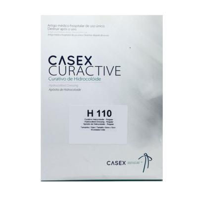 Imagem 2 do produto Curativo Hidrocoloide Casex Regular 10x10 cm 1 unidade
