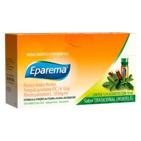 Eparema - Hortelã | 12 flaconete/10ml