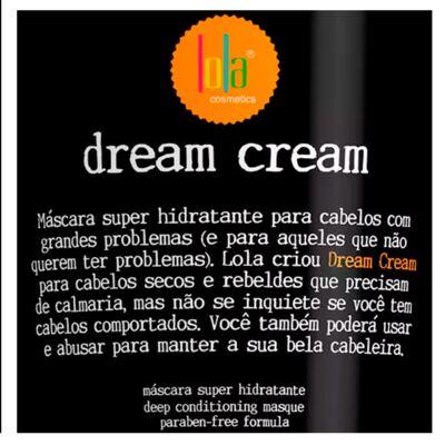 Imagem 2 do produto Lola Cosmetics Dream Cream - Máscara Capilar - 3Kg